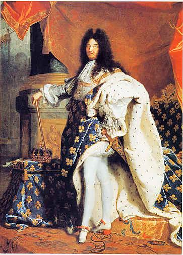 Portrait De Louis Xiv Arts Et Voyages